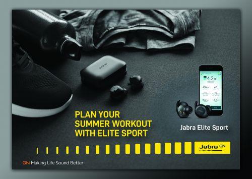 d68a26fee08 Jabra Elite Sport Upgrade Version (Black) (1pc)