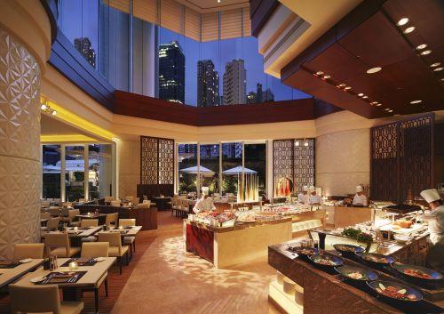Admirable Conrad Hong Kong Garden Cafe International Lunch Buffet 1 Beutiful Home Inspiration Semekurdistantinfo