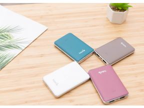 Feliztrip TR-Mini X Super Mini Power Bank 5000mAh (1 pc)