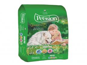 PETSSION – Lamb for Dog 15 lbs (1 bag)