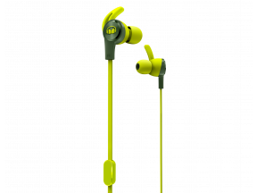 Monster® iSport Achieve In-Ear Sports Headphones With Microphone - Green (1 pc)
