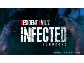 """Resident Evil 2 Infected Hong Kong"" Early-Bird Offer"