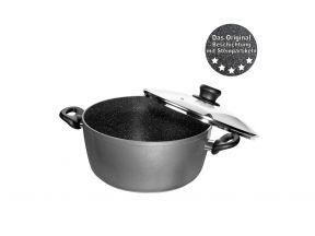 STONELINE® 20cm Stew Pot with Lid (Model No: 19709) (1 pc)