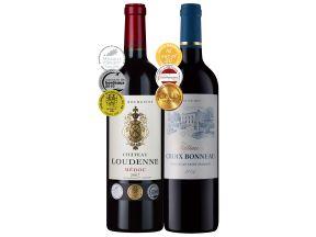 2-bottle Gold-medal Prestige Bordeaux Duo (1 set)