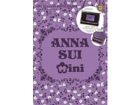 ANNA SUI Mini 10th Anniversary Book - Japanese Magazine (with a shoulder bag) (1 pc)