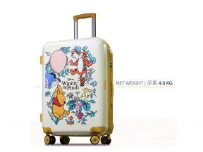 "Winnie The Pooh - PC case 4 wheels luggage 24"" (WP1310T24) (1 pc)"
