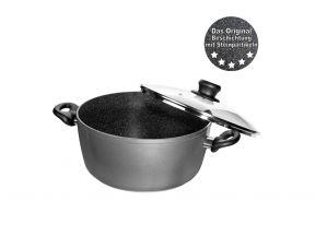 STONELINE® 24cm Stew Pot with Lid (Model No: 19710) (1 pc)