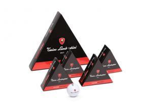 Tonino Lamborghini x Honma: Long Distance Golf Ball Box Set (1pc)