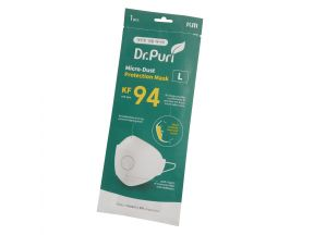Dr. Puri KF94 Micro-Dust Protection Mask (20 pcs/set) (Officially Licensed)