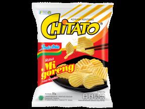 CHITATO Potato Chips - Indomie Goreng (55g) (4 packs)