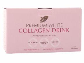 Premium White Collagen Drink (1 box)