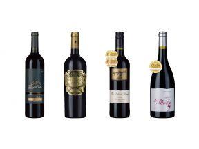 4-bottle Awarded Black Reds Case (1 set)