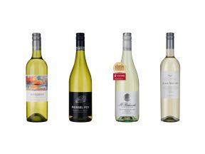 4-bottle New World Refreshing Whites (1 set)