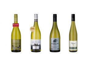 4-bottle Premium New Zealand Whites (1 set)