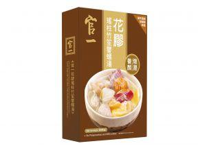Guan Yi Conch Soup with Fish Maw, Dried Scallop & Bamboo Fungus (400g) (1pc)