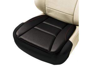 Japanese BONFORM Faux Leather Seat Cover (1 pc)