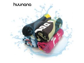 HKTDC Design Gallery - Huunana x Happiplayground Instant Cooling Towel (1 pc)