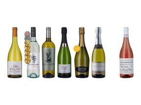 6-bottle International Whites and Sparkling Case plus 1 FREE Sparkling Rosado (1 set)