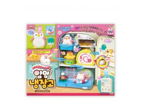 Mimi World Penguin Yummy Refrigerator Toy Set (1 pc)