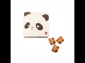 Kee Wah Bakery - Panda Cookie (18 pcs) (1 box)