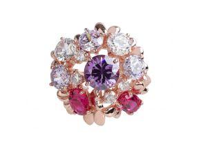 ARTĒ MADRID - Spring of Carisma Ring (Size Adjustable) (1 pc)