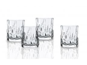 Nachtmann Crystal Shu Fa Whisky Tumbler (1 Set of 4)