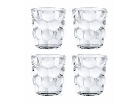 Nachtmann Crystal Bubbles Whisky Tumbler (1 set of 4)