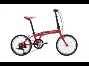"""Scuderia Ferrari 20"""" Folding Bike (1pc)"""