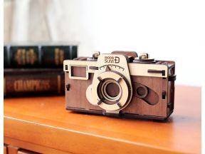 WOODSUM Wooden Film Camera (1 pc)