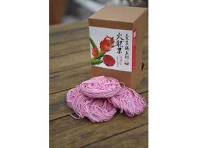 R Home - Organic Noodles Set - Dragon fruit and Pumpkin noodles (1 box 2 flavor) [Free dragon fruit noodles 1 box]