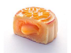 .Wangyue - Lava Custard Mooncake Gift Box (4 pcs) (1 box).