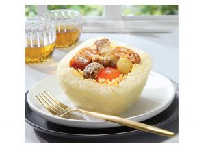 Hong Kong MX Rice Dumpling with Whole Conpoy Voucher (1 pc)