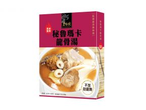 Yummy House Soup with Peru Maca, Pork Backbone and Codonpsis (1 pc)