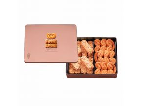 Kee Wah Bakery - Palmiers and Almond Crisps Gift Box (21 pcs) (1 box)