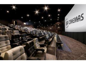 UA Cinemas Movie Voucher (Platinum / Gold member only) (1 pc)