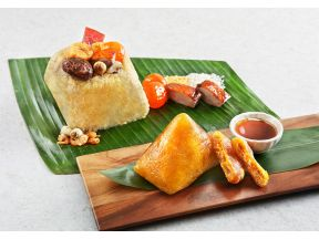 Tsui Hang Village - Fortunate Rice Dumpling Duo Voucher (1 pc)