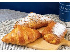 A La Bakery - Pastry + Organic Coffee Combo (1 set)