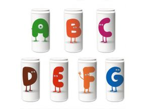HKTDC Design Gallery - Eco Concepts Eco Can Plus 330ml (Funny Alphabet A to Z) (1 pc)