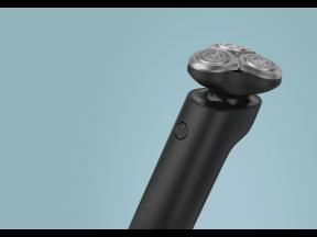 Xiaomi Mi Electric Shaver (Black) (1pc)