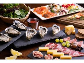 The Langham, Hong Kong - Bostonian Seafood & Grill Semi Buffet Lunch (Monday - Friday) (1 Adult)
