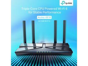 TP-Link Archer AX10 AX1500 802.11ax Wi-Fi 6 Gigabit Router (1 pc)