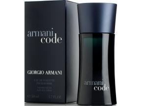 Armani Code Eau De Toilette Spray for Men 50ml (1 Bottle)