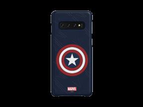 Samsung Galaxy S10 Captain America Smart Cover Blue (1 pc )