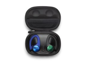 Plantronics Back Beat Fit 3150 Black-Blue (1 pc)