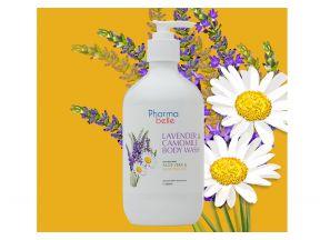 Pharmabelle - Lavender & Camomile Body Wash (1 pc)