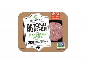 Beyond Meat - The Beyond Burger (Vegetarian) (1 pack)