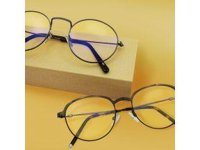 Deutschmacht Bluelight Plain Glasses for Adult (1 pc)