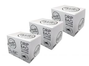 MR & MRS BEAN Drip Bag Coffee – Brazil Single Origin (3 Boxes/ Set)