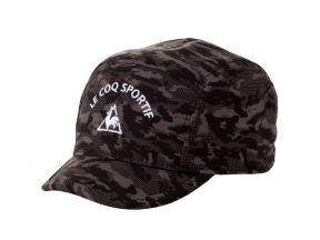 Le Coq Sportif Cap (Grey/Black) (1pc)