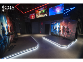 CGA eSports Stadium - VR Game Experience (1 time)